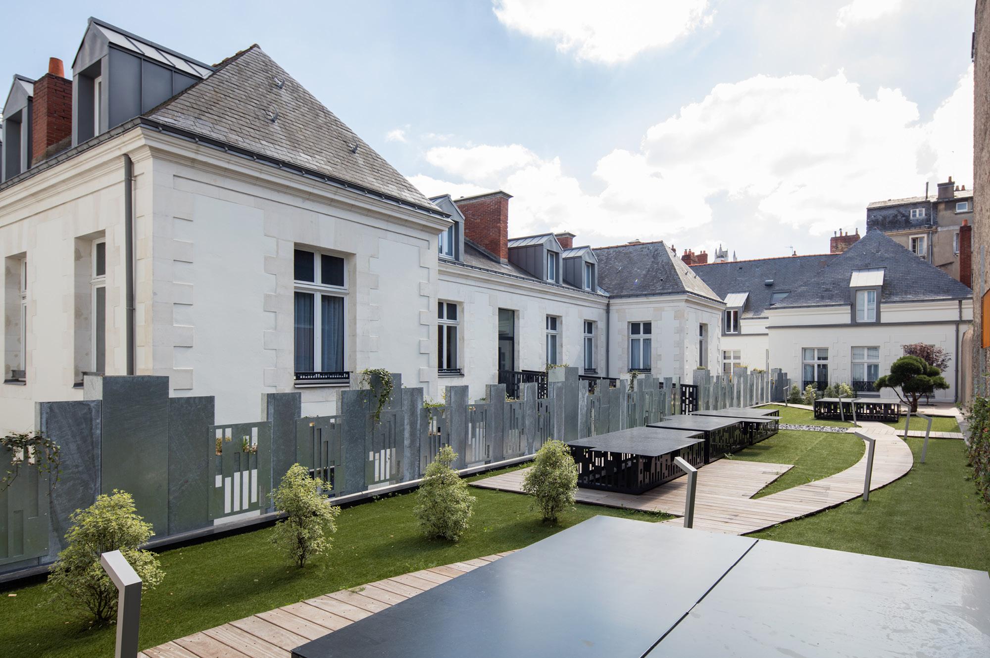 100 Incroyable Concepts Le Carré Vert Nantes